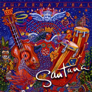 Santana_-_Supernatural_-_CD_album_cover